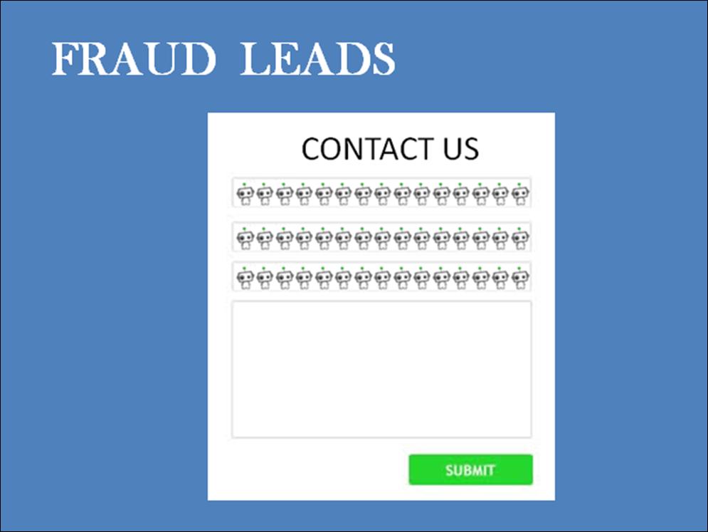 Fraud Leady