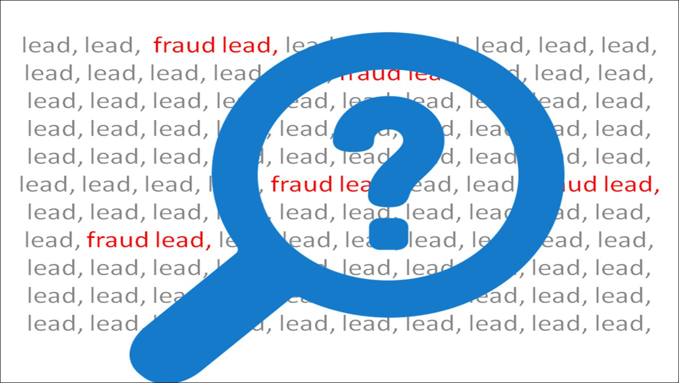 Fraudowe leady - jak rozpoznać