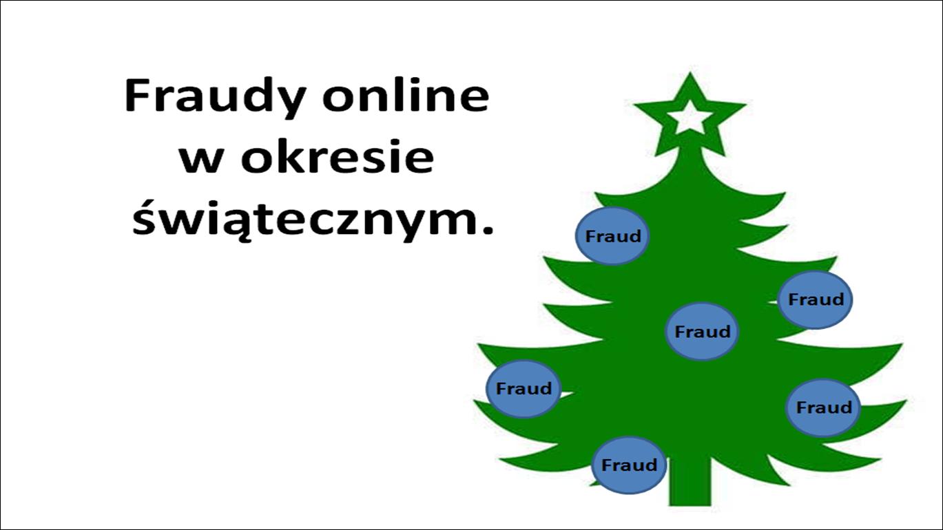 Fraudy online w okresie świątecznym