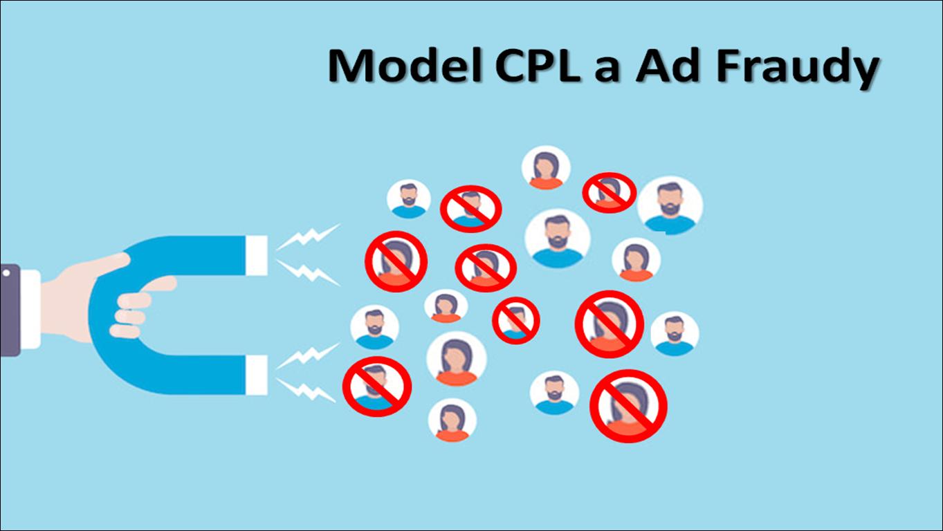 Model CPL a Ad Fraudy